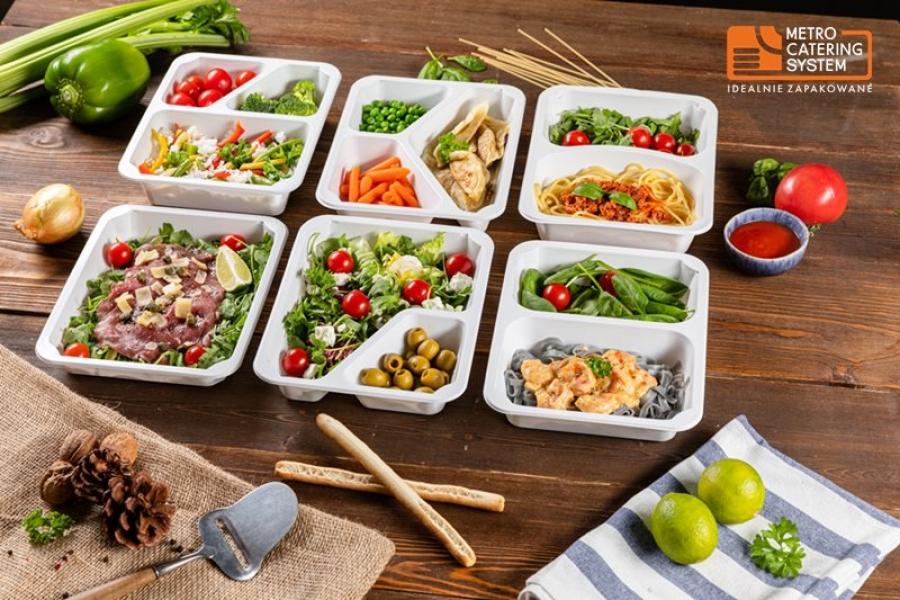 Pakowanie żywności w gastronomii